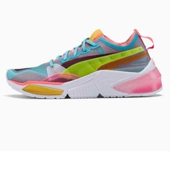 PUMA Lqdcell Optic Sheer Women's Training Shoes